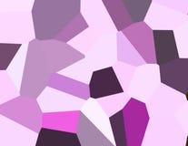 Fond abstrait de mosaïque Photo libre de droits