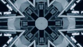 Fond abstrait de mouvement de kal?idoscope Mod?les d'ornements de graphiques d'ordre illustration stock