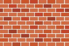 Fond abstrait de mur de briques de Brown - dirigez la conception illustration stock