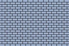 Fond abstrait de mur de briques - conception de vecteur illustration libre de droits