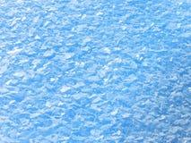 Fond abstrait de neige Image stock