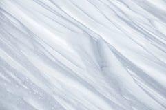 Fond abstrait de neige Images stock