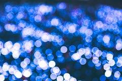 Fond abstrait de Noël Photographie stock