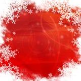 Fond abstrait de Noël Image libre de droits