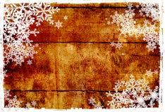 Fond abstrait de Noël Photos libres de droits