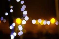 Fond abstrait de Noël Photographie stock libre de droits