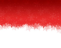 Fond abstrait de Noël Photo stock
