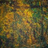 Fond abstrait de papier de couleur, modèle tramé coloré, modèle de point de cmyk Photo libre de droits