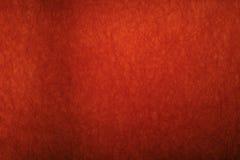 Fond abstrait de papier rouge de texture Images libres de droits
