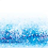Fond abstrait de Pixel Photo libre de droits
