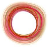 fond abstrait de pointe Image libre de droits