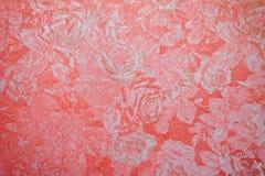 Fond abstrait de relief avec des roses, texture, papier peint Photos stock