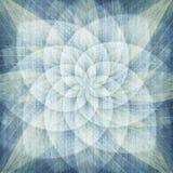 Fond abstrait de rosette illustration de vecteur