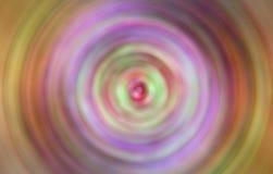 Fond abstrait de tache floue de mouvement de rotation Images stock