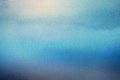 Fond abstrait de tache floue Recouvrement de papier d'aquarelle Image libre de droits