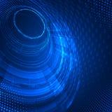 Fond abstrait de technologie Photo stock