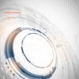 Fond abstrait de technologie Images libres de droits