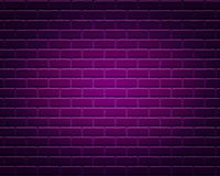 Fond abstrait de texture de mur de briques Images libres de droits