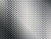 Fond abstrait de texture en métal Image libre de droits