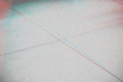 Fond abstrait de texture de photocopie, double exposition de couleur, Gl photographie stock