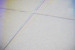 Fond abstrait de texture de photocopie, double exposition de couleur, Gl image libre de droits