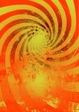 Fond abstrait de tourbillon (aucune maille) Images stock