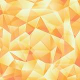 Fond abstrait de triangle Image stock