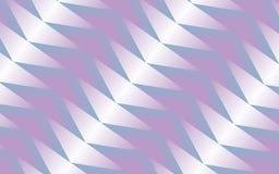 Fond abstrait de triangles dans pourpre et bleu Photos libres de droits