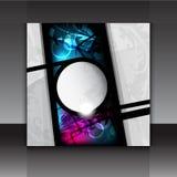 Fond abstrait de vecteur Image stock
