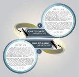 Fond abstrait de vecteur pour le texte Photos libres de droits