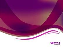 Fond abstrait de velours Photos stock
