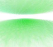 Fond abstrait de verdure avec l'horizon blanc Plancher vert et illustration libre de droits
