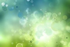 Fond abstrait de vert bleu illustration de vecteur