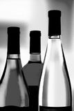 Fond abstrait de vin Photo libre de droits