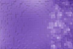Fond abstrait des blocs 3d Image libre de droits