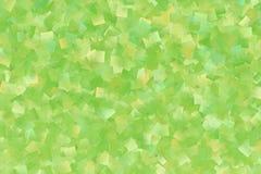Fond abstrait des rectangles jaunes verts photos stock