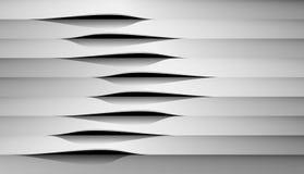 Fond abstrait des structures en béton renforcées horizontales illustration de vecteur