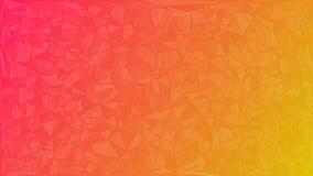 Fond abstrait des triangles illustration stock