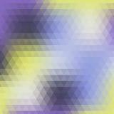 Fond abstrait des triangles illustration de vecteur