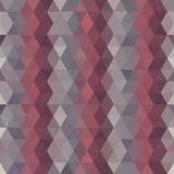 Fond abstrait des triangles Photos stock