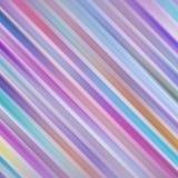 Fond abstrait diagonal dans des tons colorés Image stock