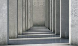 Fond abstrait du béton Photographie stock