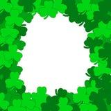 Fond abstrait du jour de St Patrick Photos libres de droits
