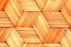 Fond abstrait en bambou de texture Images libres de droits