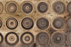 Fond abstrait en bois Images libres de droits