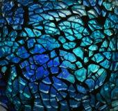 Fond abstrait en verre Images stock