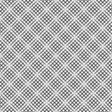 Fond abstrait fait de losanges, lignes onduleuses Photos stock