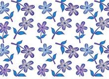 fond abstrait floral Illustration Libre de Droits