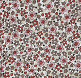 Fond abstrait floral. Photographie stock libre de droits