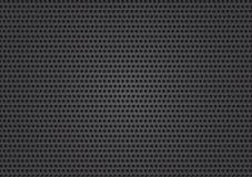 Fond abstrait géométrique noir de vecteur Photographie stock